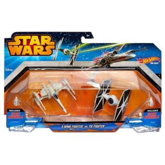 Hot Wheels Pack 2 Veículos Star Wars (Sortido)