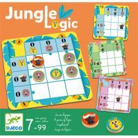 Jungle Logic (Tática) - Djeco