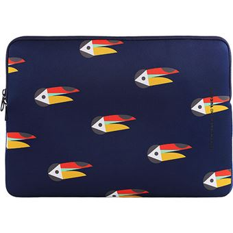 Sleeve Tucano Shake Second Skin Mendini Design 14'' - Azul