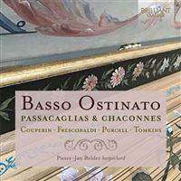 Basso Ostinato - CD