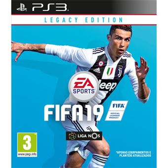 FIFA 19 - Legacy Edition - PS3
