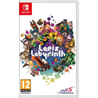 Lapis x Labyrinth - Limited Edition XL - Nintendo Switch