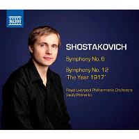 Shostakovich-symphonies, Vol.6
