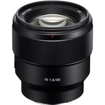 Objetiva Sony FE 85mm f/1.8