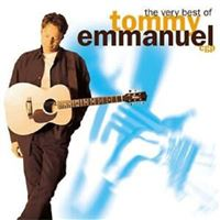 The Very Best of Tommy Emmanuel - CD