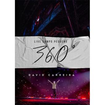 Live Campo Pequeno 360º  (CD+DVD) (Digibook - Exclusivo Fnac)