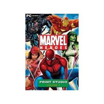 Marvel Heroes - Volume 3 Print Studio PC