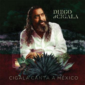Cigala Canta a México - CD