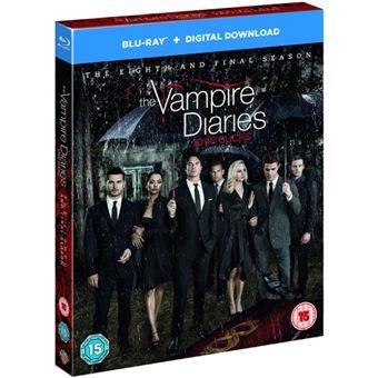 The Vampire Diaries - Season 8 - Blu-ray Importação
