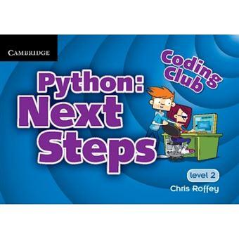 Coding club python: next steps leve