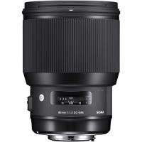 Objetiva Sigma 85mm f/1.4 DG HSM Art para Canon