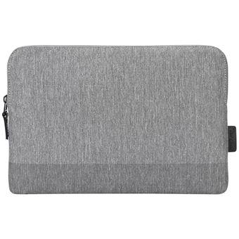 Sleeve Targus CityLite para Macbook Pro 15'' - Cinzento
