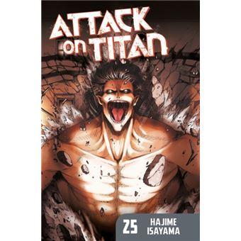 Attack on Titan - Volume 25