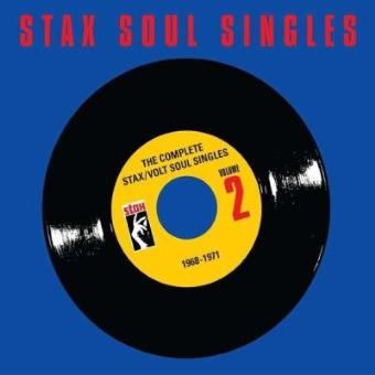 The Complete Stax/Volt Singles Vol. 2 - 1968 - 1971 (9CD)