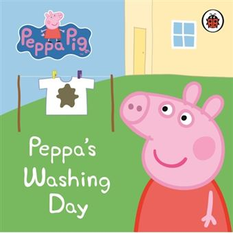 Peppa s washing day