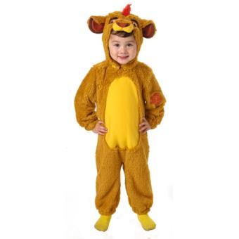 Disfarce A Guarda do Leão - Kion - Tamanho I 1 a 2 Anos