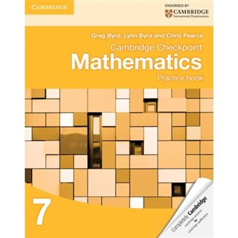 Cambridge checkpoint mathematics pr