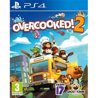 Overcooked! 2 - PS4