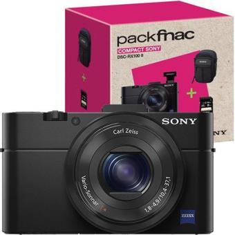 Pack Fnac Sony Cyber-shot DSC-RX100 Mark II