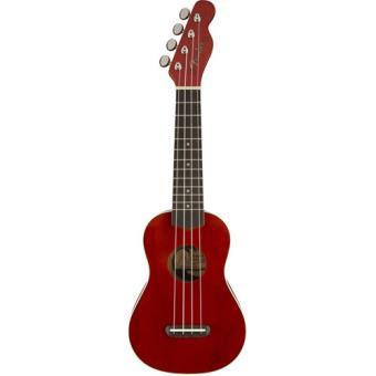 Ukulele Soprano Fender Venice Cherry