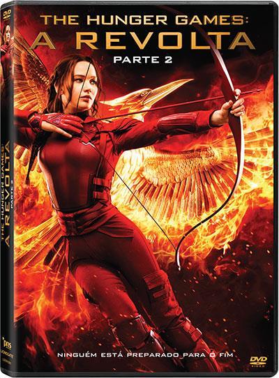 The Hunger Games: A Revolta Parte 2 Trailer