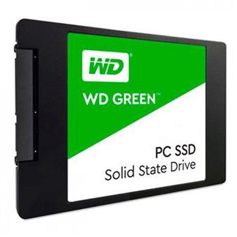 Disco Interno SSD Western Digital 2,5'' 240 GB - Verde