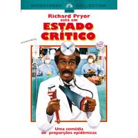 Estado Crítico - DVD