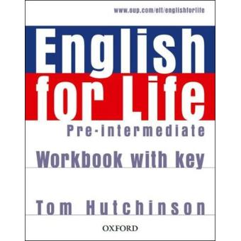 English for Life: Pre-intermediate - Workbook With Key
