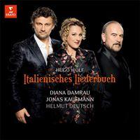 Wolf: Italienisches Liederbuch - CD