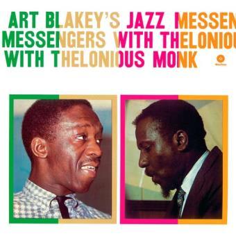 Art Blakey's Jazz Messengers With Thelonius Monk (180g) (LP)