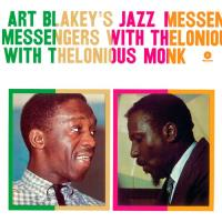 Art Blakey's Jazz Messengers With Thelonius Monk (180g) (LP)