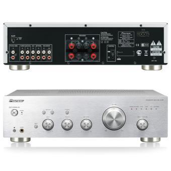 Pioneer Amplificador Integrado A-20-S Prateado