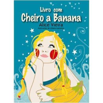 Livro com Cheiro a Banana