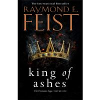 Firemane - Book 1: King of Ashes