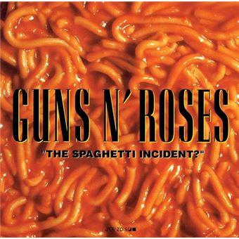The Spaghetti Incident? - CD