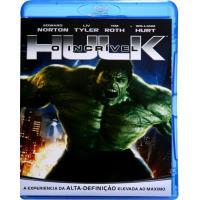 O Incrível Hulk - Blu-ray