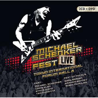 Fest - Live Tokyo International Forum Hall A (2CD+DVD)