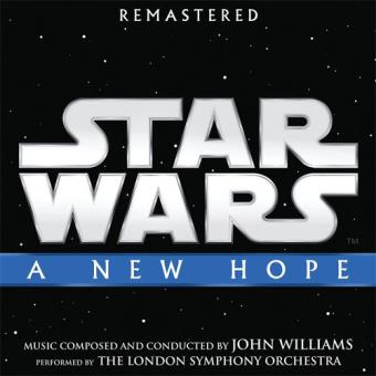 BSO Star Wars: A New Hope  - CD
