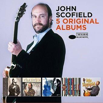 John Scofield: 5 Original Albums - 5CD