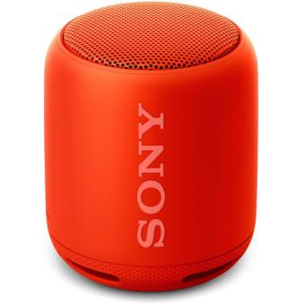 Coluna Bluetooth Sony SRS-XB10 - Vermelho