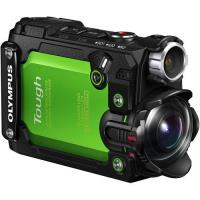 Olympus Action Cam TG-Tracker (Verde)