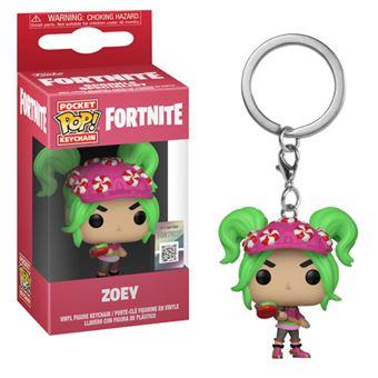 Funko Pop! Porta-Chaves Fortnite: Zoey