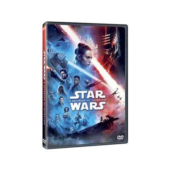 Star Wars Episódio IX: A Ascensão de Skywalker - DVD