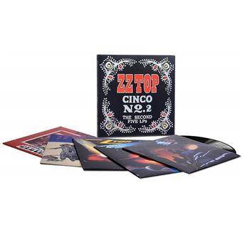 Cinco No.2: The Second Five LPs - 5LP