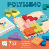 Polyssimo (Tática) - Djeco