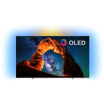Smart TV Android Philips OLED UHD 4K 65OLED803 164cm