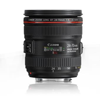 Canon Objetiva EF 24-70mm f/4L IS USM
