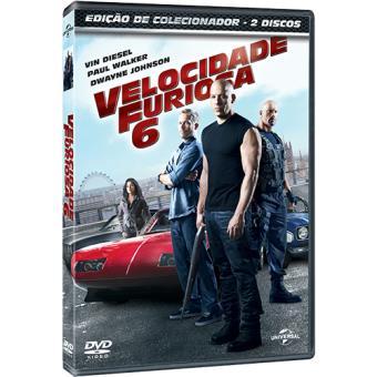 Velocidade Furiosa 6 - Edição de Colecionador (DVD)