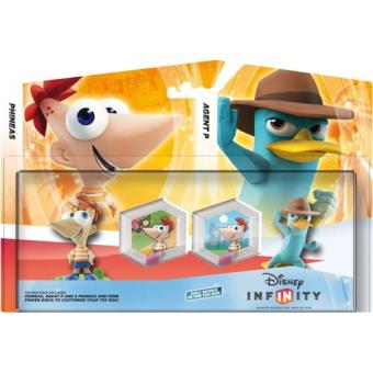 Disney Infinity - Toy Box Set: Phineas & Ferb