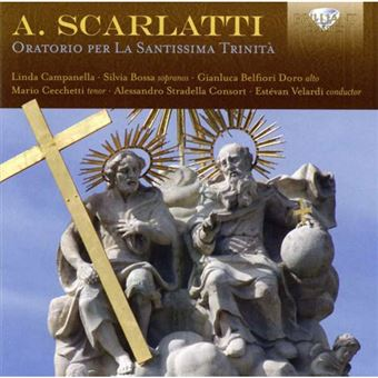 Oratorio Per La Santissima Trinita - CD